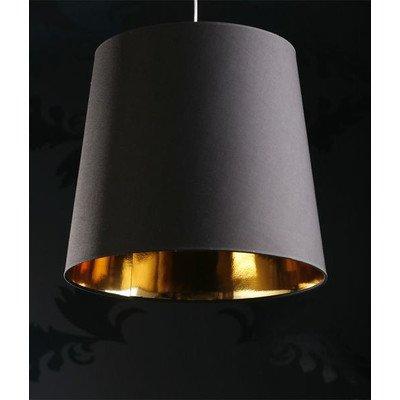 dunord design h ngelampe pedelleuchte schwarz gold 50x55x50 online kaufen bei woonio. Black Bedroom Furniture Sets. Home Design Ideas