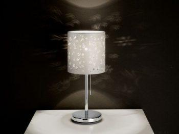 Eglo-Tischleuchte-Modell-Chicco-1-Textilschirm-weiß-mit-Ausstanzungen-mit-Zugschnur-E27-1x-60-Watt-exklusive-Leuchtmittel-37.5-cm-hoch-ø-16-cm-Stahl-chrom-91395-0