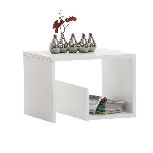 fmd mike beistelltisch mike b h t 59 0 x 38 0 x 36 0 cm wei online kaufen bei woonio. Black Bedroom Furniture Sets. Home Design Ideas