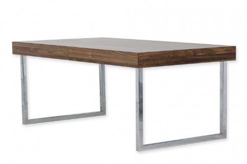 Miraseo-MYHHET36WT-Jesse-Esstisch-eleganter-hochwertiger-Esszimmer-Tisch-Küchentisch-aus-MDF-in-Farbe-Walnuss-edles-Design-und-hoher-Komfort-mit-den-Maßen-180x75x100-cm-0