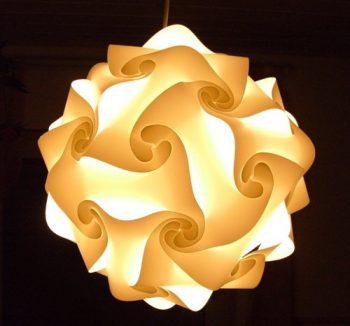 Puzzle-Hängelampe-LAMPADA-ROMANTICA-Größe-L-0