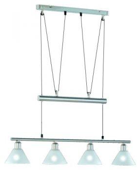 Trio-Leuchten-3751041-07-Jojo-Balkenpendel-4xE14max.40W-Nickel-matt-Glas-opal-matt-weiß-0
