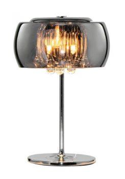 Vivienne-Tischleuchte-Vapore-Chrom-mit-Glasbehang-Höhe-36-cm-ø-22-cm-3-x-G9-max.-28W-inklusiv-Leuchtmittel-chrombedampftes-Glas-Stilrichtung-Modern-190640-0