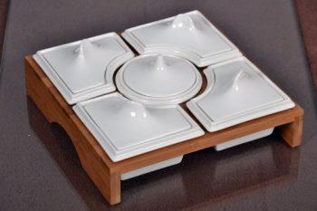 Bambus-Dipschalen-Set-11-tlg.-Schalen-aus-Porzellan-Servierschale-Sossenset-0