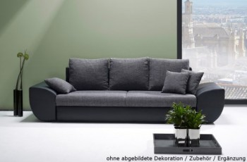 delife schlafsofa cady 200x90 cm braun antik optik bettkasten schlafsofas 12137 online kaufen. Black Bedroom Furniture Sets. Home Design Ideas