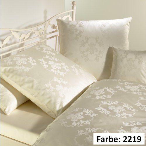 Curt-Bauer-Mako-Damast-Bettwäsche-Penelope-in-champagner-155x220-2tlg-0