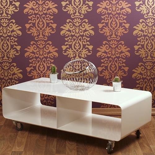 design lounge tv fernseh tisch wagen von design delights. Black Bedroom Furniture Sets. Home Design Ideas