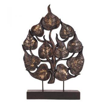 Deko-Skulptur-Baum-schwarz-0