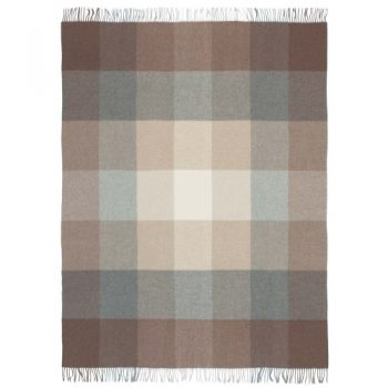 Eagle-Products-Plaid-Riva-Decke-aus-superfeiner-Geelong-Lammwolle-130cm-x-185cm-0