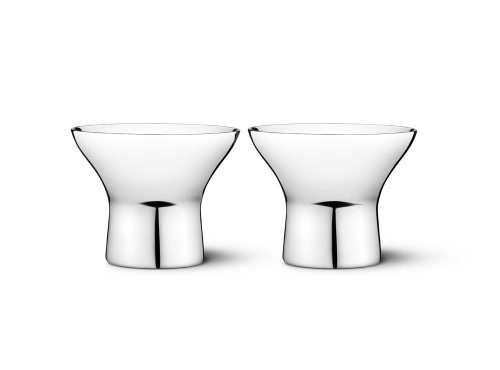 Georg-Jensen-Alfredo-Eierbecher-2er-Set-0