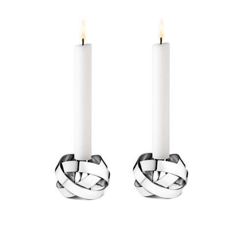 Georg-Jensen-Ribbons-Kerzenständer-Höhe-54-mm-2-Stk-0