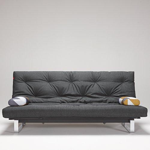miraseo myhhc27bn arturo couch schlafsofa hochwertiges textil sofa mit schlaffunktion in. Black Bedroom Furniture Sets. Home Design Ideas