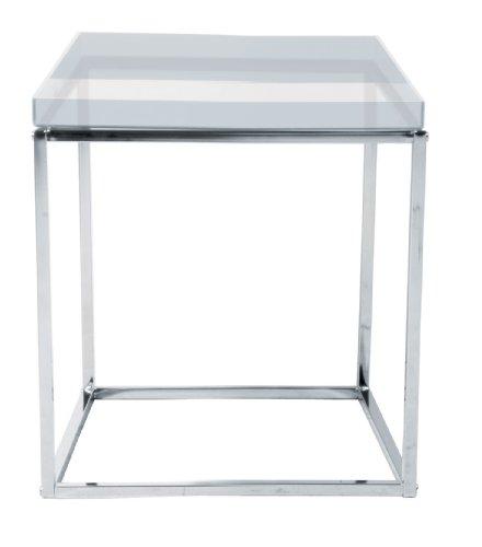 Kare 71321 beistelltisch cubo transparent 44 x 40 x 40 for Beistelltisch acryl