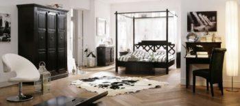 Kare-Design-Cabana-Himmelbett-aus-Pappelholz-L-210-x-B-190-x-H-220cm-für-Matratzengröße-180x200cm-0