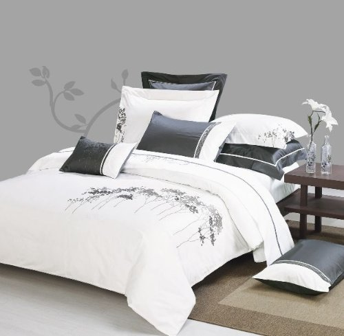kinzler b 02840 31 bettw sche a08072326 135 x 200 cm 3 teilig schwarz wei online kaufen bei. Black Bedroom Furniture Sets. Home Design Ideas