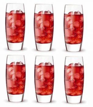 Leerdam-Serie-Deluxe-Longdrinkbecher-29-cl-im-6-er-Set-dieses-Glas-zeichnet-sich-durch-die-einzigartige-Form-aus-die-garantiert-für-Aufsehen-sorgt-0