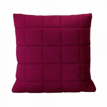 Muuto-Soft-Grid-Cushion-50-x-50-cm-red-purple-0