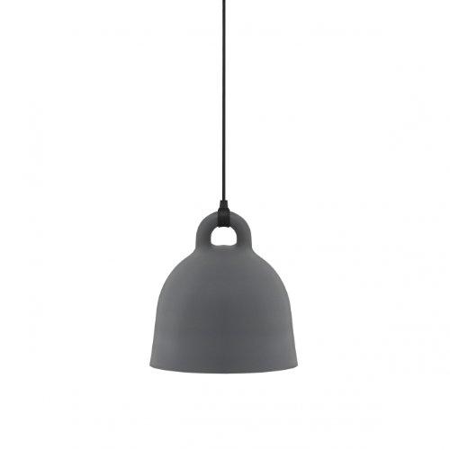 Pendelleuchte Groß normann bell pendelleuchte 55 x 57 grau kabel schwarz kaufen