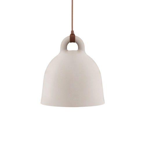 Normann-Copenhagen-Bell-Pendelleuchte-klein-sand-0