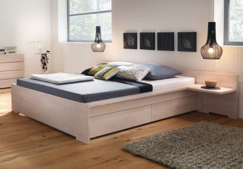 stilbetten bett holzbetten rania 180x200 cm online kaufen bei woonio. Black Bedroom Furniture Sets. Home Design Ideas