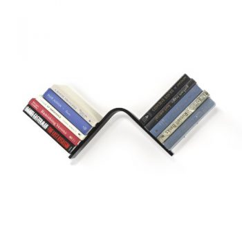 Umbra-L-Conceal-Bücherhalter-schwarz-0