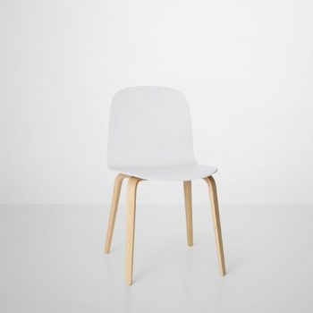 VISU-Stuhl-mit-Holzgestell-EicheWeiß-muuto-0