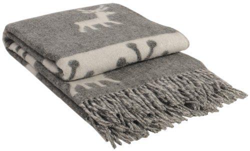 Wollplaid-Wolldecke-130x170cm-Throw-Blanket-Kuscheldecke-Plaid-Wohndecke-0