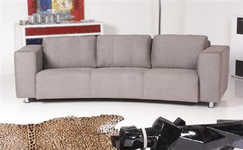 machalke sofa bad boy 3 5 sitzer in stoff arima grau. Black Bedroom Furniture Sets. Home Design Ideas