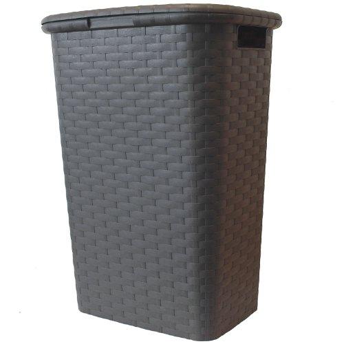 w schekorb w schebox w schetruhe in flechtoptik 65 liter. Black Bedroom Furniture Sets. Home Design Ideas