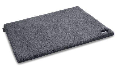 joop 11 basic designer badteppich badematte anthrazit grau 50 x 60 cm online kaufen bei woonio. Black Bedroom Furniture Sets. Home Design Ideas