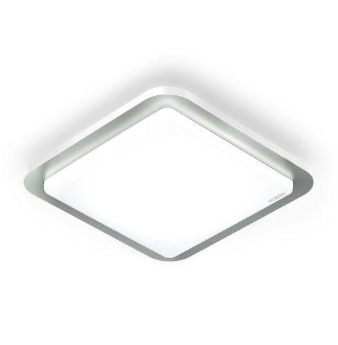 steinel 663711 design sensor innenleuchte rs led d2 edelstahl bewegungsmelder mit sensortechnik. Black Bedroom Furniture Sets. Home Design Ideas