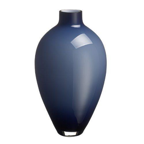 Vase-Tiko-Größe-35cm-H-Farbe-Midnight-Sky-0