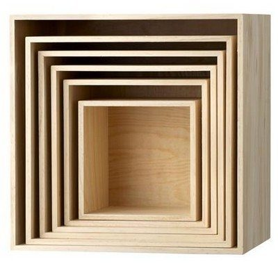 Bloomingville-Holzbox-im-6er-Set-natur-von-Bloomingville-0