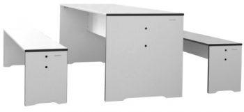 Conmoto-Riva-Kids-Garnitur-Tisch-zwei-Bnke-B-150-cm-weiss-0