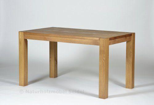 Esstisch-Rio-Bonito-140x80cm-Pinie-Massivholz-gelt-und-gewachst-Tisch-Farbton-Honig-hell-Optional-passende-Bnke-und-Ansteckplatten-0