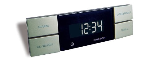 jacob jensen quart alarm clock online kaufen bei woonio. Black Bedroom Furniture Sets. Home Design Ideas