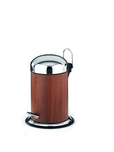 kela 20703 kosmetikeimer forest akaziendekor 3 liter 0. Black Bedroom Furniture Sets. Home Design Ideas