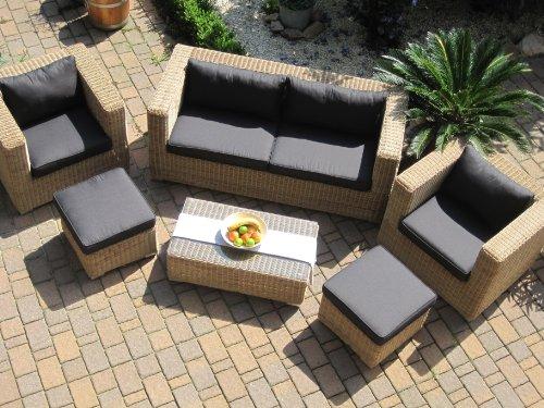 Gartenmobel Outlet Bornheim : Lounge Rattan Gartenmöbel Rattan gartenmoebel kuala lounge braun