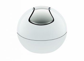 Spirella-1014964-Bowl-Shiny-wei-Abfalleimer-0