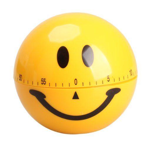 Vktech-Smiley-Kurzzeitwecker-Kurzzeitmesser-Eieruhr-Eiermesser-Kchentimer-Lcheln-Gesicht-60-Minuten-0
