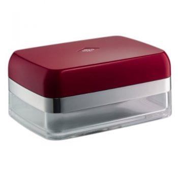Wesco-322844-58-Butterdose-1450-x-1070-x-630-cm-rubinrot-0