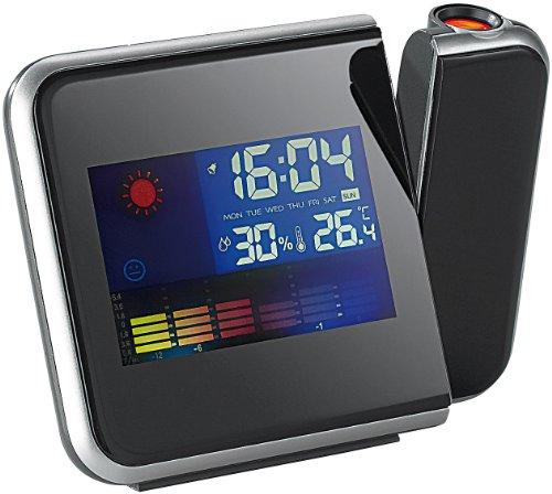 tfa time block digitalwecker mit leuchtziffern online kaufen bei woonio. Black Bedroom Furniture Sets. Home Design Ideas