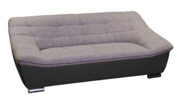 3-Sitzer-Lucas92x81x212-cmPepe-hellgrau-Bison-schwarz-0