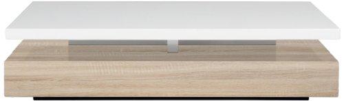 Ac Design Furniture 48922 Couchtisch Jonte Sonoma Eiche Nachbildung