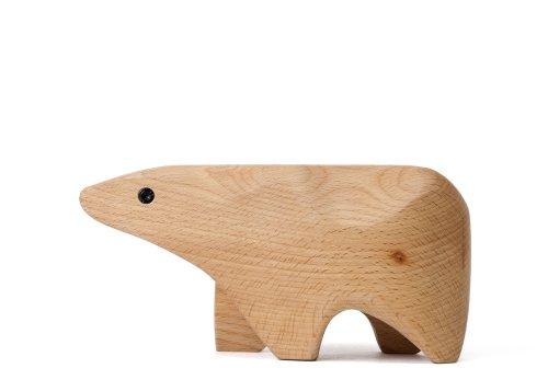 areaware polar bear wood box online kaufen bei woonio. Black Bedroom Furniture Sets. Home Design Ideas