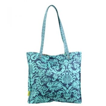 Amy-Butler-USA-Tasche-SARA-Design-fanfare-midnight-blau-Shopper-Tragetasche-organic-cotton-0