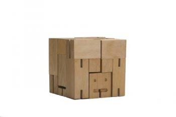 Areaware-Cubebot-aus-Naturholz-extra-gro-0