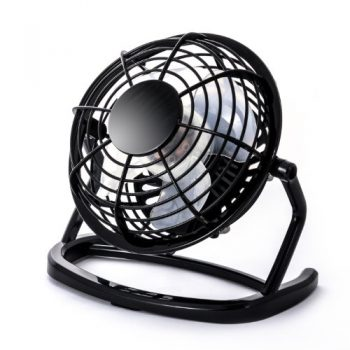 CSL-USB-Ventilator-Tischventilator-Fan-PC-Notebook-in-schwarz-0