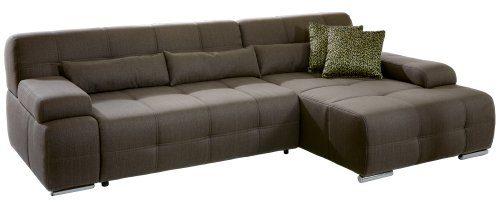 Cavadore-504-Polsterecke-Boogies-3er-Bett-Longchair-268-x-76-x-173-cm-Balaton-schlamm-0