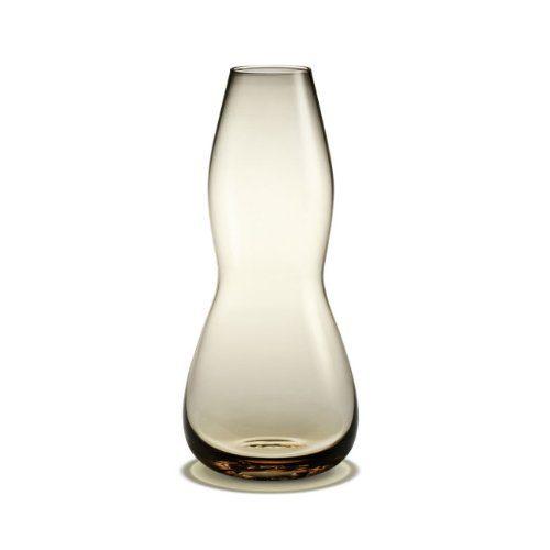 Holmegaard-Future-Vase-gelb-H-24-0